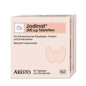 Jodinat® 200 µg Tabletten