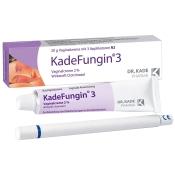 KadeFungin®3 Vaginalcreme