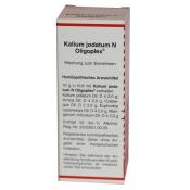 Kalium jodatum N Oligoplex®