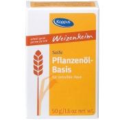 Kappus Weizenkeim Seife Planzenöl-Basis