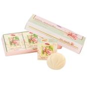 Kappus White Magnolia Luxusseifen Geschenkpackung 3 x 125g