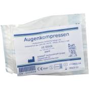 Kerma® Augenkompressen steril 5,8 x 7 cm