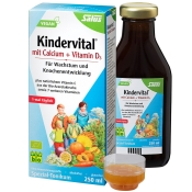 Kindervital® mit Calcium + Vitamin D3