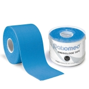 Kinesiologie-Tape ratiomed 5 m x 5 cm, blau
