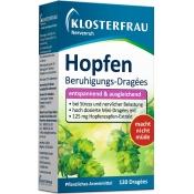 KLOSTERFRAU Nervenruh Hopfen Beruhigungs-Dragees