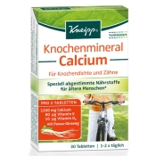 Kneipp® Knochenmineral Calcium Tabletten