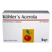 Köhler's Acerola Tabletten