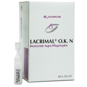 Lacrimal® O.K. 14 mg / ml + 6 mg / ml