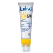Ladival® Aktiv Sonnenschutz für Gesicht und Lippen LSF 30