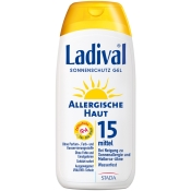 Ladival® allergische Haut Gel LSF 15