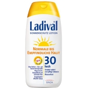Ladival® normale bis empfindliche Haut Lotion LSF 30