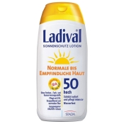 Ladival® normale bis empfindliche Haut Lotion LSF 50
