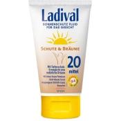 Ladival® Schutz & Bräune Fluid Gesicht LSF 20