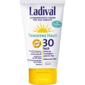 Ladival® Trockene Haut Gesichts-Creme LSF 30