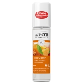 lavera Deo Spray Bio-Orange & Bio-Sanddorn