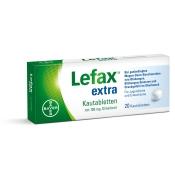 Lefax® extra Kautabletten