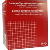 Lemon Glycerin Sticks Mundpflege Ausbuettel