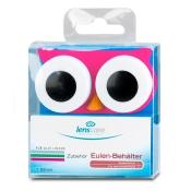 Lenscare Kontaktlinsenbehälter Eule rot