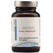 LIFE LIGHT L-Arginin 500 mg Kapseln