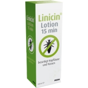 Linicin® Lotion 15 min. ohne Läusekamm