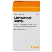Lithiumeel® comp. Tabletten