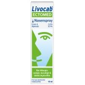 Livocab® ECTOMED Allergiespray