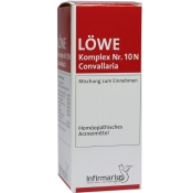 LÖWE-Komplex Nr. 10 N Convallaria Tropfen