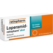 Loperamid-ratiopharm® akut