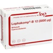 LOPHAKOMP B 12 3000 µg Injektionslösung