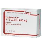 LOPHAKOMP B 12 Depot 1000 µg Injektionslösung