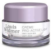 Louis Widmer Creme Pro-Active Light leicht parfümiert