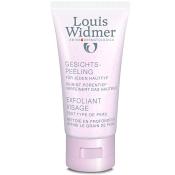 Louis Widmer Gesichtspeeling leicht parfümiert