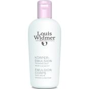 Louis Widmer Körperemulsion parfümiert