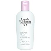 Louis Widmer Körpermilch unparfümiert