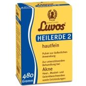 Luvos® Heilerde 2 - hautfein