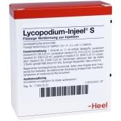 Lycopodium-Injeel® S Ampullen