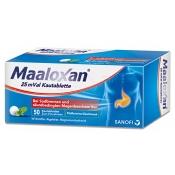 Maaloxan® 25 mVal Kautabletten