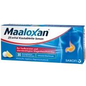 Maaloxan® Kautablette Lemon