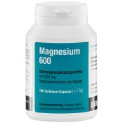Magnesium 600 Kapseln