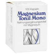Magnesium Tonil Mono Kapseln