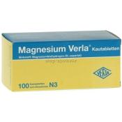 Magnesium Verla® Kautabletten