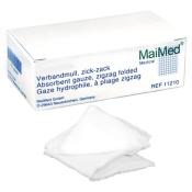 MaiMed® - VM ZZ Verbandmull zick-zack 80 cm x 10 m 20 fädig