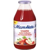 MamAlete® Smoothie Apfel-Erdbeere mit Holunderblüte