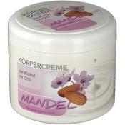 Mandel Koerpercreme Q10 + Vitamin E