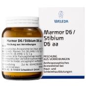 Marmor D6 / Stibium D6 aa Trituration