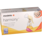 medela harmony Hand-Milchpumpe