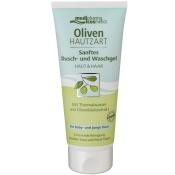 medipharma cosmetics Oliven Hautzart Sanftes Dusch- und Waschgel