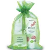 medipharma cosmetics Olivenöl Gesichtspflege + Handpflegecreme Geschenkset