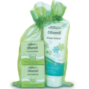 medipharma cosmetics Olivenöl Gesichtspflege + Körper-Balsam Geschenkset