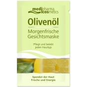 medipharma cosmetics Olivenöl Morgenfrische Gesichtsmaske